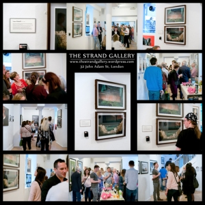 The Strand Gallery, Private View 3rd June